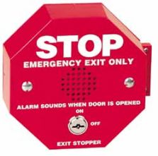 Exit Stopper Multi Function Door Alarm for Double Door