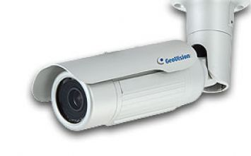 IR Bullet IP Cam 3MP 3.6-9mm - H.264 - 0.5 Lux/-30°/+50° Int/Ext
