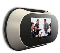 Door Viewer 1.3 MP IP  2 AA batteries