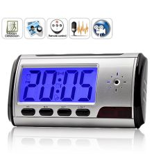 Multi-Function Mini Clock DVR