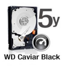 DCIHD-1TB - Western Digital Caviar BlackHP Sata3 6Gb/s 5 years
