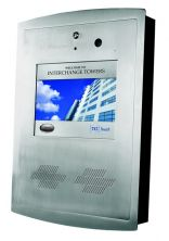 TOUCH SCREEN FLUSH MOUNT TELEPHONE ACCESS SYSTEM