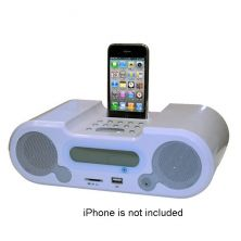 iPOD/iPhone Station de Recharge DVR