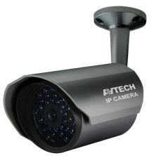 AVTECH Outdoor 1.3 Megapixel IR Bullet Network Camera(POE)