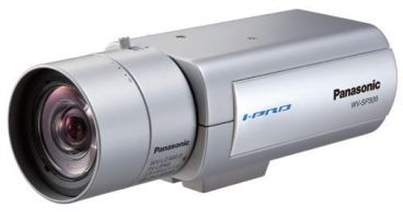 Panasonic HD/1,280 x 960 H.264 True Day/Night Network Camera with ABF (Auto Back Focus)