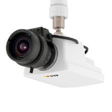 Axis IP  720p/1MP DC-iris H.264 P.O.E.