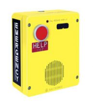 Emergency Telephone, Single-Button Auto-dial, Surface-Mount