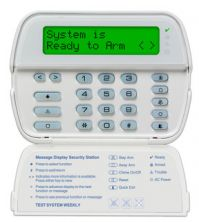 64-Zone LCD Full-Message Keypad