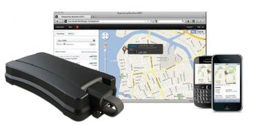DCIGPS Tracking dual mode