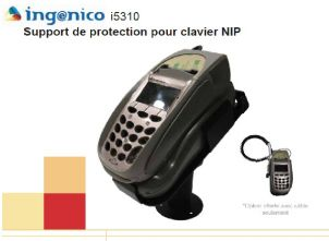 DCIHALO TPV Protection Ingenico i5310