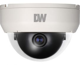 DCIDOME 570TVL Ultra Low Light Sensitivity 3-Axis 3.6mm