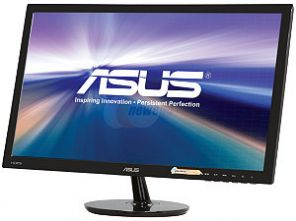DCIMONITOR ASUS 24'' LED Monitor 50,000,000 Smart Contrast Ratio