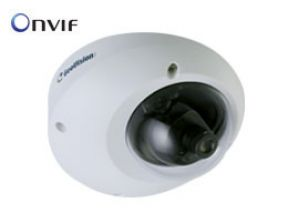 DCIDOME IP GEO 2M wide angle 2.1mm Low lux WDR