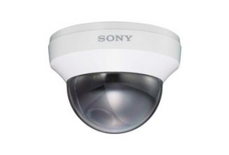 DCIDOME Sony WDR Indoor IR Analog Minidome Camera with Vari-focal lens(3.7x), Electrical Day Night and 650 TVL