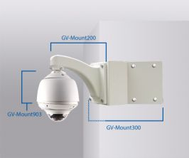 DCIH&B Wall Side Mount Bracket