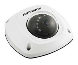 DCIDOME Hik 1.3M IP66 IR - 4mm