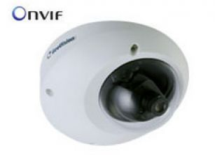 DCIDOME 3M WDR 2.1mm Color Mini Fixed Dome Wide Angle