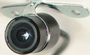 "Car Cam 1/3"" CCD, 420 TVL, 0.5 LUX, DC12V 150mA, Super Wide Angle 1.9mm Lens, Adjustable Screw Mount, High Resolution, Ultra Low Lux"