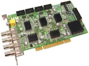 AVerMedia NV5000 120FPS, 4 video+1optional audio, upgradable to16 videos or stackable, 2 cards for 240fps 16ch.