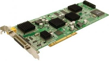 AVerMedia NV7000 Hardware encoder, 4 video+4 audio per card, stackable to 16 cameras 480fps