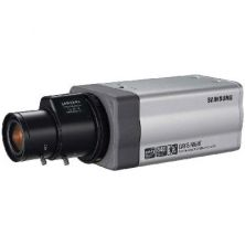 SAMSUNG 1/3, 600TVL, Electronic Day/Night, 0.0002Lux, High Resolution Box Camera