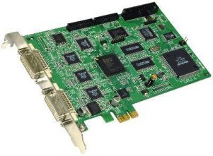 AVerMedia NV6480 Exp, 16 Video + 8 Audio, 480FPS, supports up to 16 IP Cams