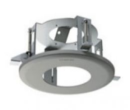 Camera recess ceiling mount assembly