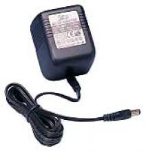 Power Supply 12 V DC 500mA regulated adapter, center +ve, 2.1mm plug (Unique)