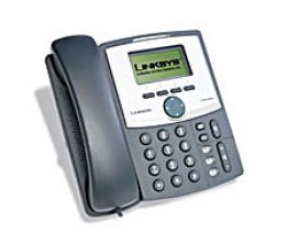 1-Line IP Telephone with 1 Ethernet Port and Hi-Res