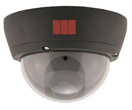 1/3 SONY CCD, D&N, SENS-UP, Tri-Axial, 540TVL, 4.0mm-9.0mm, SENS-UP 0.002 Lux, BLC, DC12V, IP66, Colour Armour VF Dome Camera