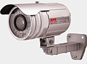 1/3 Colour PANASONIC CCD, 9.0mm-22.0mm, 530TVL, 0.0 Lux, IR Range 40M (120 feet)